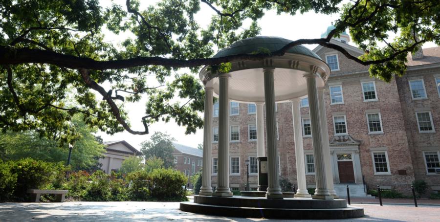 The University of North Carolina. Photo courtesy of UNC